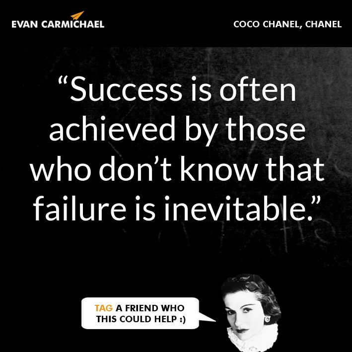 Coco Chanel Famous Quotes: 497 Best Famous Entrepreneur Quotes Images On Pinterest