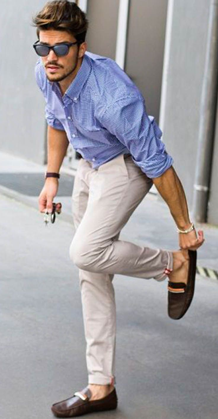 Men Casual Clothes Style Images Galleries With A Bite