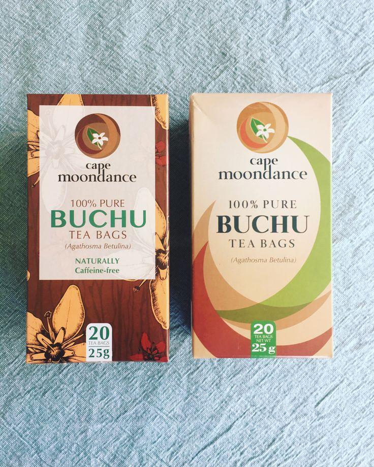 Cape Moondance 100% Pure Buchu Tea