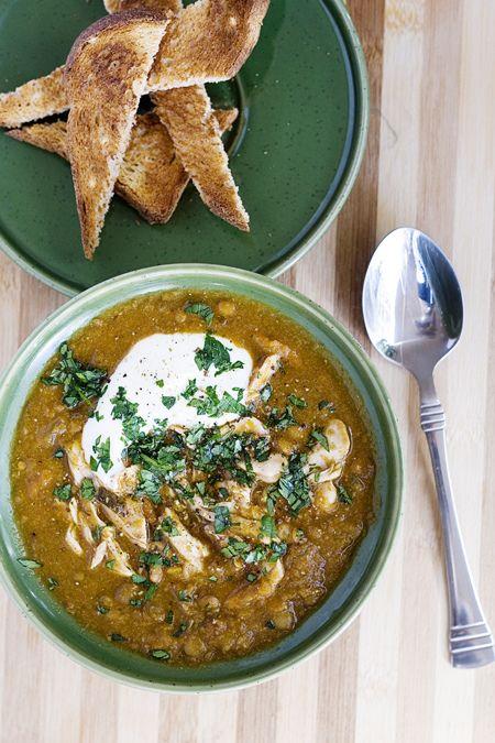 Moroccan Lentil Soup (5)