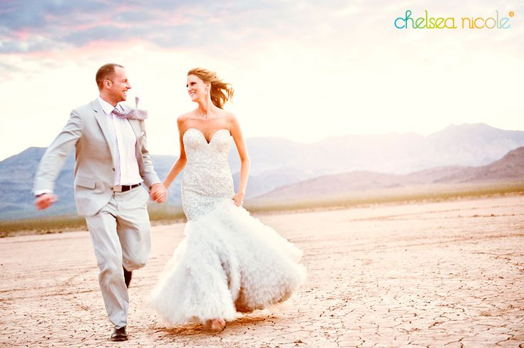 LAS VEGAS, NV – destination wedding after-session