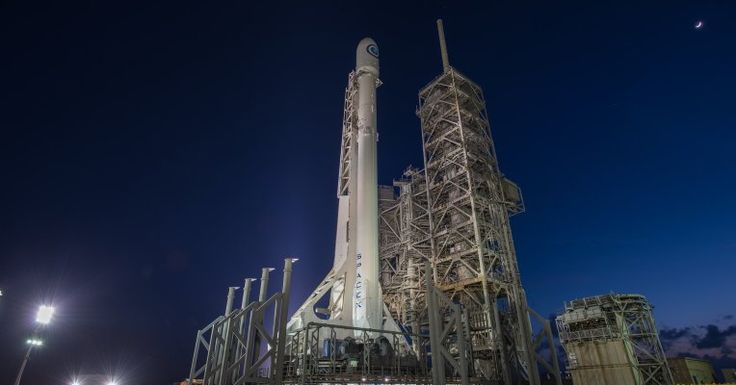 Watch SpaceX's NROL-76 rocket launch from Cape Canaveral live  #SpaceX #news