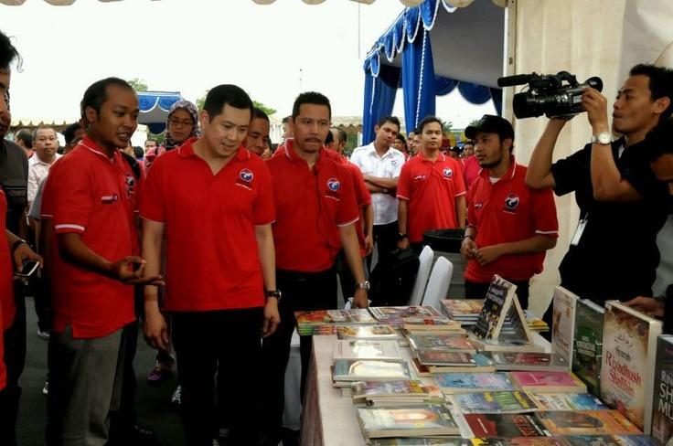 Acara Deklarasi Sayap Ormas Perindo di Jakarta