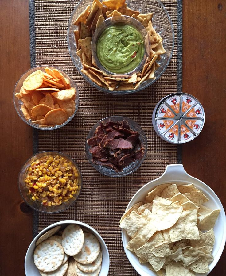 Biltong is the perfect addition to your snack party!