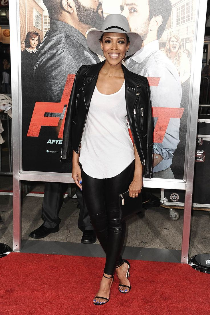 Bianca santos on her cuban background popsugar latina - Jazmyn Simon Attends Premiere Of Warner Bros Pictures Fist Fight On February 2017 In Westwood California