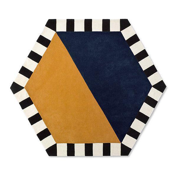 Deko ideen hexagon wabenmuster modern 799606 - sixpacknow.info