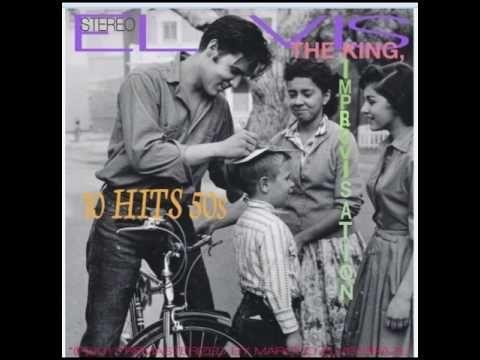 Elvis Presley - 'Improvisation' - 10 Hits 50s (Album)