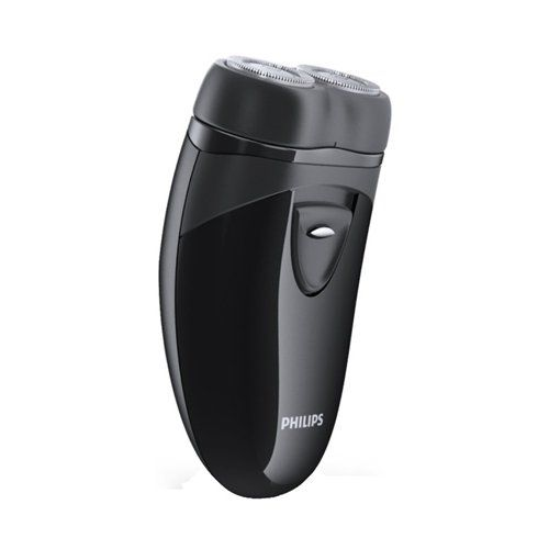 Battery Operated Electric Shaver with Twin Rotary Heads that has been considered best for the travel purpose.