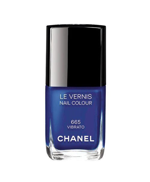 Vernis color Vibrato Chanel Blue Rhythm de Chanel