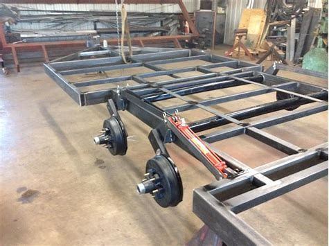 pin on trailer plans