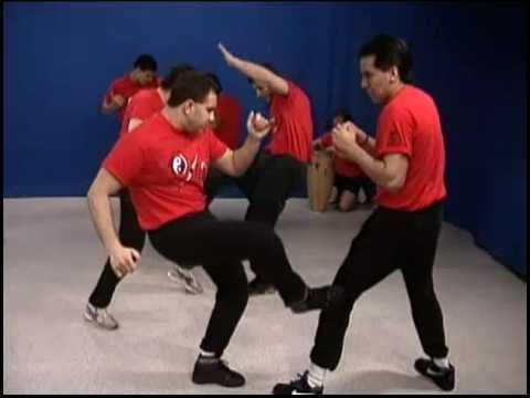 Kicking for Street Self Defense, Low kicks and combinations (Pananjakman...