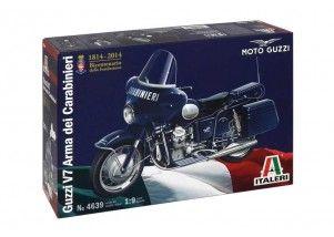 Moto Guzzi V7 Arma dei Carabinieri     scala 1:9