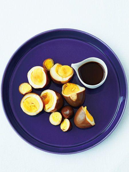Recipe:クローブソースの漬け卵 #レシピ
