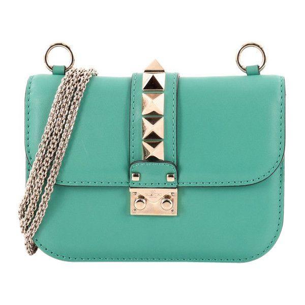 Pre-owned - Glam Lock glitter handbag Valentino 8kjiN