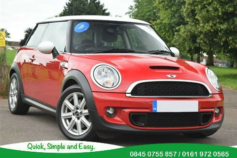 eBay: Mini Cooper S Chilli Red - GOOD/BAD CREDIT CAR FINANCE #minicooper #mini