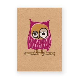 ...: Lazy Owl, Mondays Mornings, Birds Owl Art, Owl Cards, Owl, Funny Owl, Pink Owl, Mornings Owl, Hungov Owl