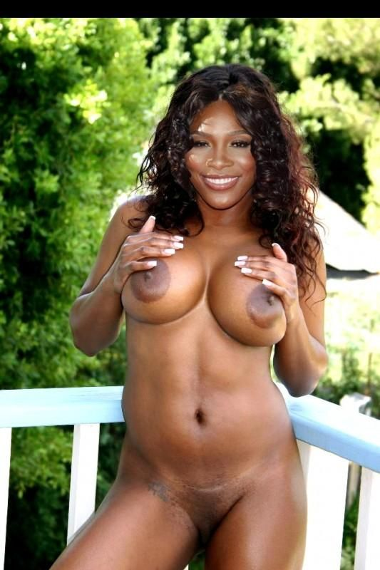 from Grant serena williams hot sex