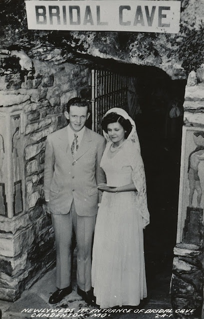 Bridal Cave has been in the wedding business for quite a while.