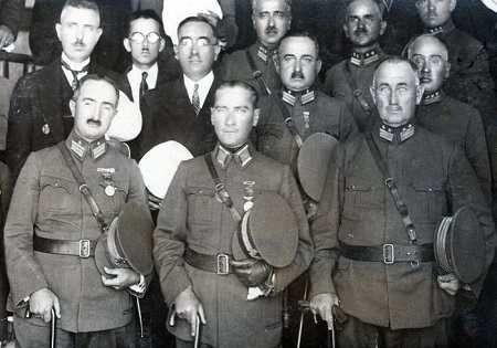 Mareşal Gazi Mustafa Kemal Paşa İnebolu'da - 1925