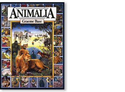 'Animalia' by Animalia, published by Penguin Australia, 1990.  Signed picture book available at Books Illustrated.  http://www.booksillustrated.com.au/bi_books_indiv.php?id=6&image_id=42