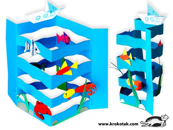 sea craft - Dolphins at Daybreak  Using for goal chart, move dolphin up as they reach goals