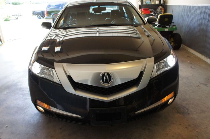 Used 2010 Acura TL  Car for Sale ($23,500) at Hoschton, GA