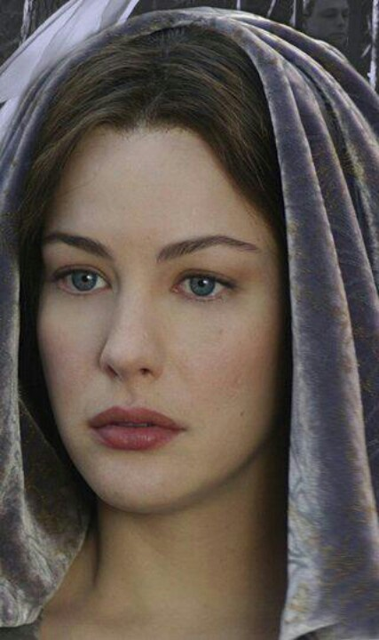 Liv Tyler as Arween - Lord of the rings