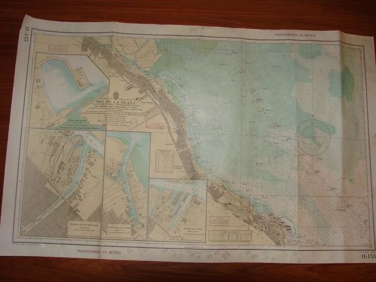 388 pe carta nautica h 155 papel hidrografia naval