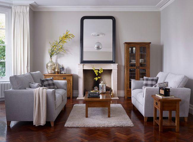 7 Things Every Stylish Living Room Needs. Hardwood FurnitureOak ... Part 31