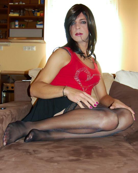 She Male Nylon Pics 99