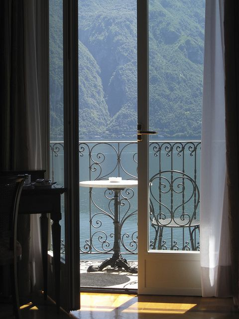 Lake Como, Italy  by Empress of The Eye, via Flickr