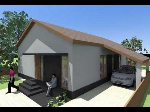 Proiect casa parter 100 mp  Casa Maria