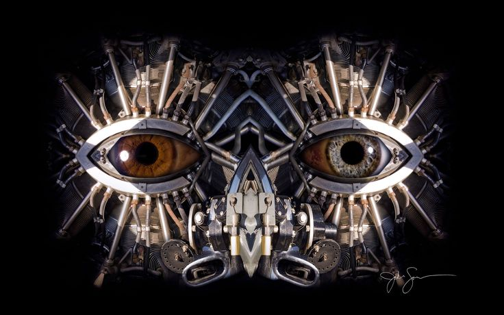 steampunk wallpaper eye - photo #17