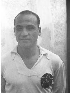 Kiril Dzina Simonovski. Skopje. Kingdom of Serbia, (1915-1984) Trainer (1960-1962).