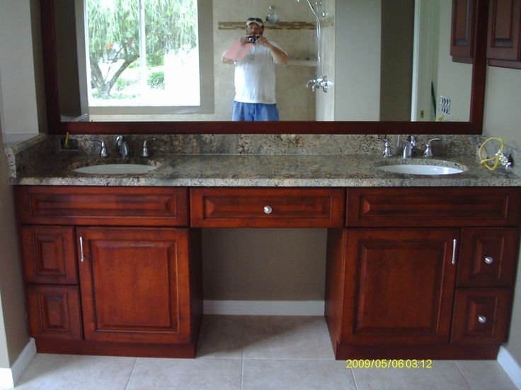 Double vanity dreams by the Home Improvement Source