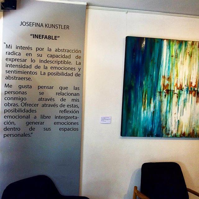#savethedate ! Este sábado 10 #artecircuitos de #arteria zona norte #exposición #Inefable de @josefinakunstler en @casa_santamaria #plandesabado #arty #superplan @calledelosanticuarios
