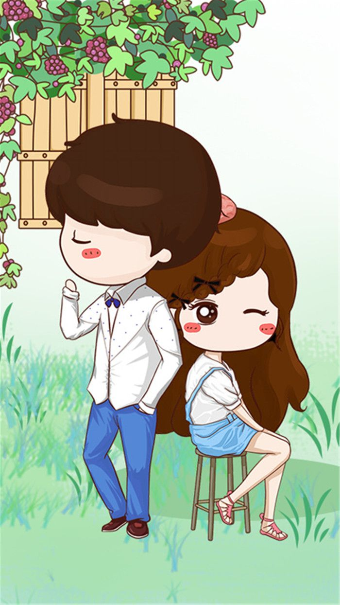 65 best couple cute images on pinterest | couple illustration, chibi