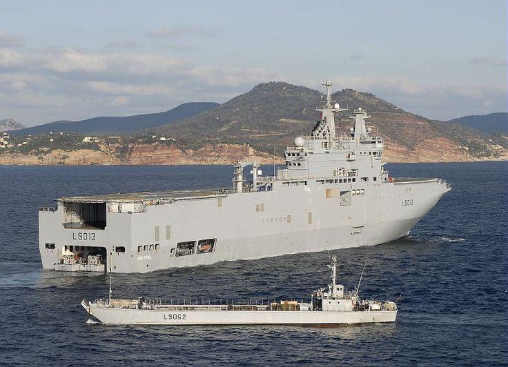 L'Armée canadienne affine ses compétences amphibies avec la Marine française - Des soldats canadiens et la Marine française participent à l'exercice LION MISTRAL