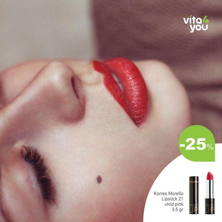 Χειλάκι πετροκέρασο! Ενυδατικά κραγιόν KORRES για έντονα και περιποιημένα χείλη!! Shop now: http://bit.ly/1LRrAV2