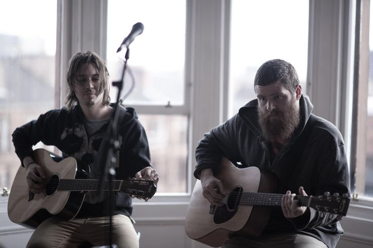 Manchester Orchestra perform their tracks 'Cope' and 'Top Notch' for Tenement TV