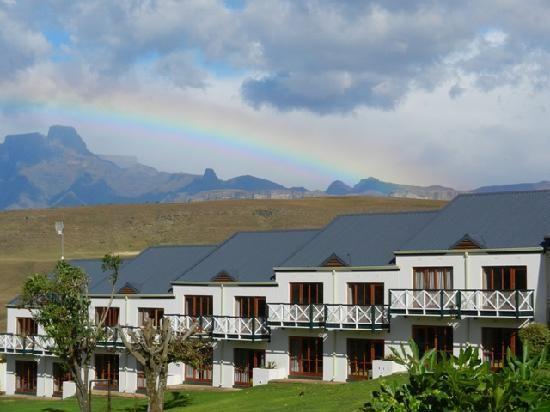 Mont Aux Sources Hotel- Drakensburg
