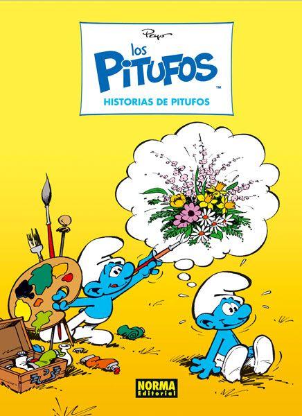LOS PITUFOS 09. HISTORIAS DE PITUFOS