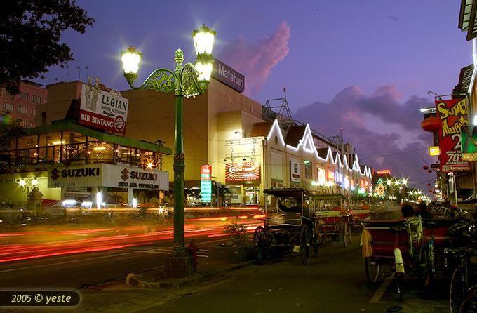 Kota Yogyakarta di DI Yogyakarta