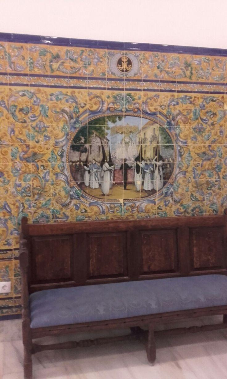 Mejores 91 Im Genes De Azulejos Sevillanos En Pinterest # Muebles Leiva Sevilla