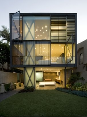 Hover House, Los Angeles