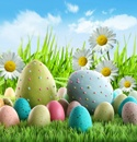 """Happy Easter!    """"No matter how long the winter, spring is sure to follow."""" ~ Proverb"""