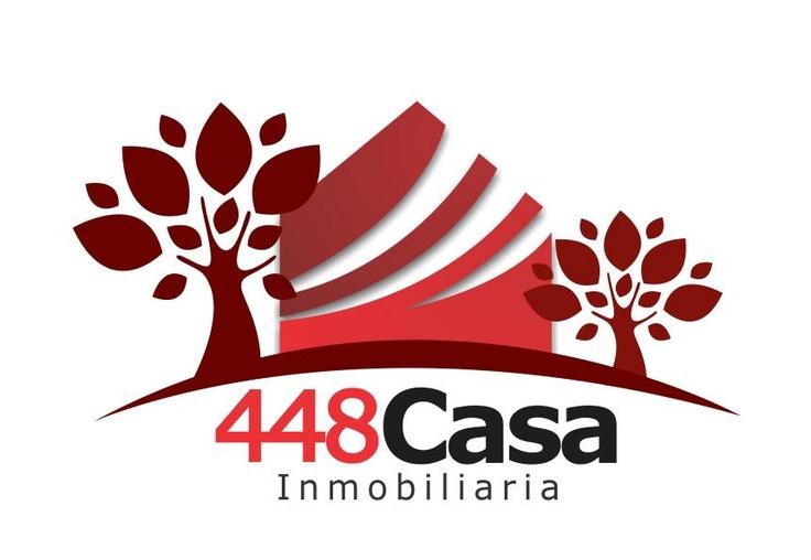 448Casa Inmobiliaria.   Conceptualización, diseño y desarrollo de imagen corporativa.