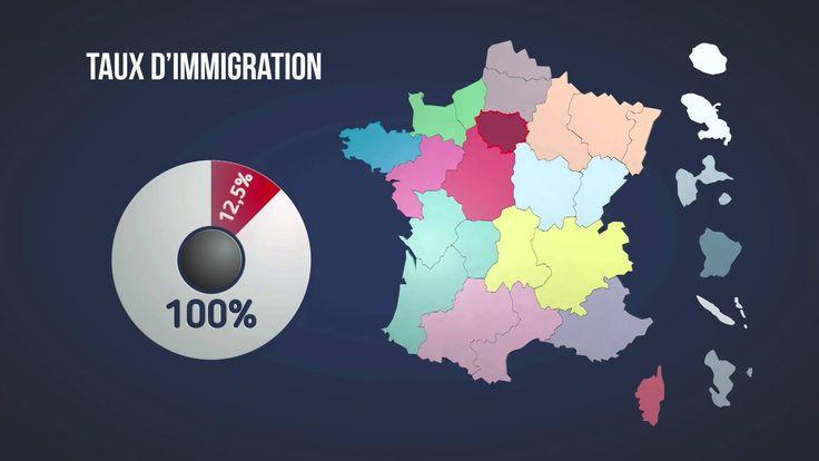 Carte d'identité de l'Île-de-France. Quelles sont ses particularités ? via canal coquelicot