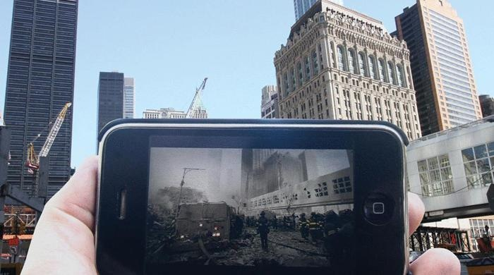 We Remember/ Explore 9/11 | Local Projects LLC - USA | IxDA Interaction Awards  Winner: Engaging