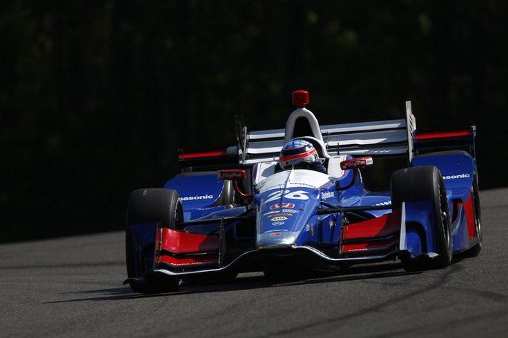 佐藤琢磨、アラバマは14番手からの追い上げを目指す / インディカー  [F1 / Formula 1]